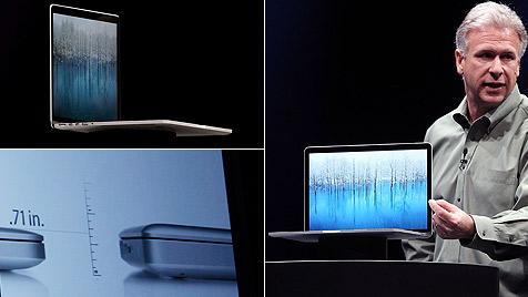 Apple zündet Produkt- und Service-Feuerwerk (Bild: AFP)