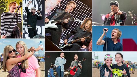 Manson-Absage bis Metallica: Das war das Nova Rock 2012 (Bild: Andreas Graf)