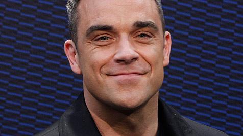 Töchterchen von Robbie Williams soll echte Britin werden (Bild: dapd)