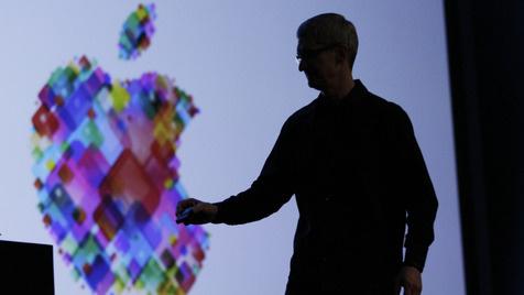 Apple zündet Produkt- und Service-Feuerwerk (Bild: AP)