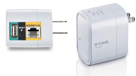 WLAN-Router, Hotspot und Repeater in einem (Bild: D-Link)