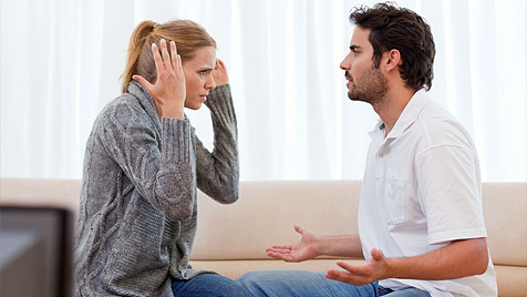 Beziehungskonflikte in den Griff bekommen (Bild: thinkstockphotos.de)