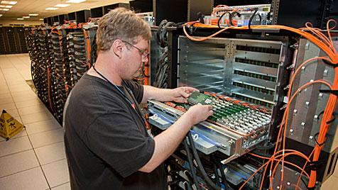 Schnellster Supercomputer kommt aus den USA (Bild: Lawrence Livermore National Laboratory)