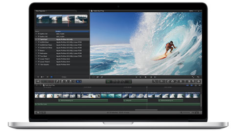 MacBook Pro mit Retina-Display: Akkutausch teurer (Bild: Apple)