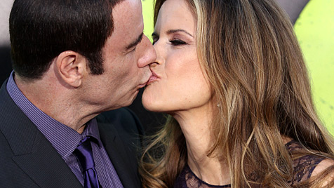 John Travolta: Liebes-Show gegen erneute Sex-Klage (Bild: AP)