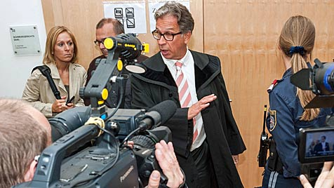 Mordfall Paulina: Fünf Jahre Haft für Stiefbruder (Bild: APA/WERNER KERSCHBAUMMAYR)
