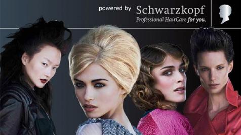 Schwarzkopf Looks 2012: Wir suchen Kandidatinnen (Bild: Schwarzkopf)