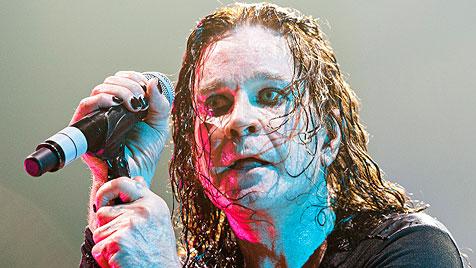 """Ozzy Osbourne verteidigte Ruf als """"Madman"""" in Wien (Bild: Andreas Graf)"""