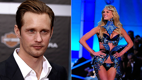 """True Blood""-Star Skarsgard angeblich mit Model liiert (Bild: dapd, EPA)"