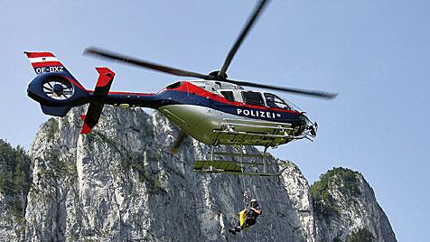 Basejumper stürzt 250 Meter von Felswand in den Tod (Bild: Marion Hörmandinger)
