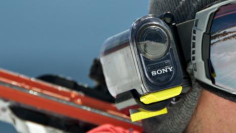 Sony kündigt kleine und leichte Actioncam an (Bild: blog.sony.com)