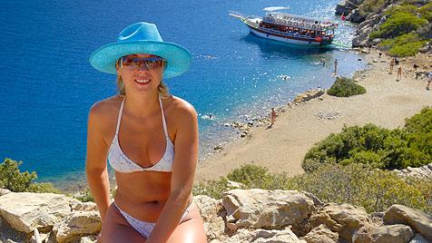 So kommst du mit der Hitze im Urlaubsland zurecht (Bild: thinkstockphotos.de)