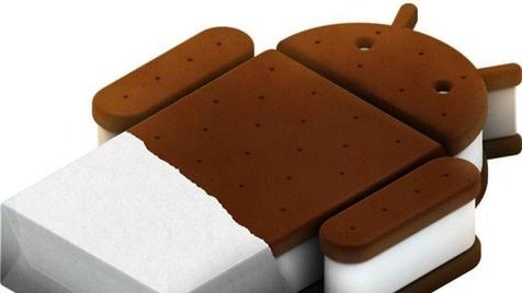 """Android: Nur jedes 10. Gerät mit """"Ice Cream Sandwich"""" (Bild: Google)"""