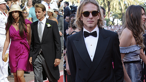 Prinzessin Carolines ältester Sohn Andrea heiratet! (Bild: AFP, dapd)