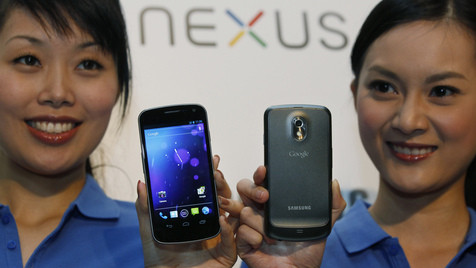 Verkaufsverbot für Nexus-Handys in den USA bleibt (Bild: AP)