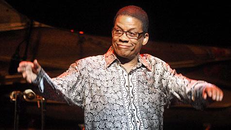 Herbie Hancock begeisterte in der Wiener Staatsoper (Bild: APA/Herbert Pfarrhofer)