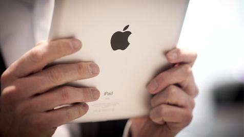 Mini-iPad von Apple angeblich noch in diesem Jahr (Bild: Timur Emek/dapd)