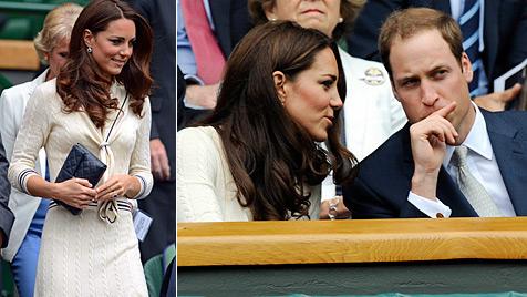 Und auf einmal wird Tennis fast zur Nebensache... (Bild: AFP, EPA)