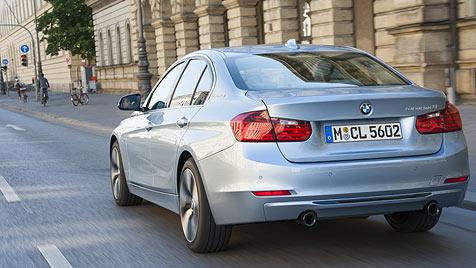 BMW ActiveHybrid 3 - Spaß mit sechs Zylindern + E-Motor (Bild: BMW)