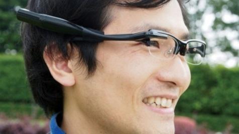 Olympus plant Datenbrille im Stil von Google Glass (Bild: Olympus)