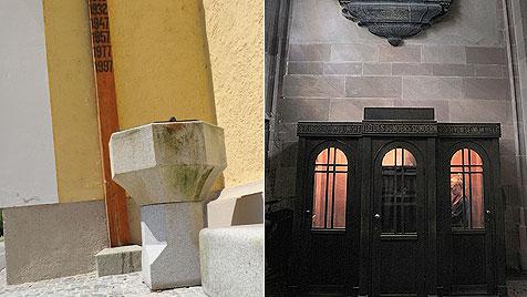 Bursche randaliert in Kirche und geht dann beichten (Bild: Hannes Markovsky/dpa/Fredrik von Erichsen)