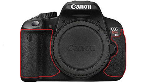 Canon warnt: Kamera kann Allergie auslösen (Bild: Canon)