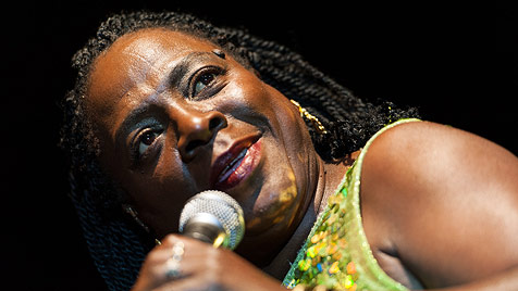 Sharon Jones & The Dap-Kings lieferten Soul vom Feinsten (Bild: Andreas Graf)