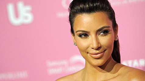 Kim Kardashian außer sich vor Freude über Nichte (Bild: dapd)