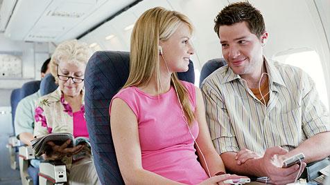 So wird der Flug angenehm und komfortabel (Bild: thinkstockphotos.de)
