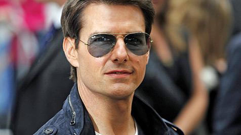 Tom Cruise opferte Tochter Suri für Scientology (Bild: EPA)