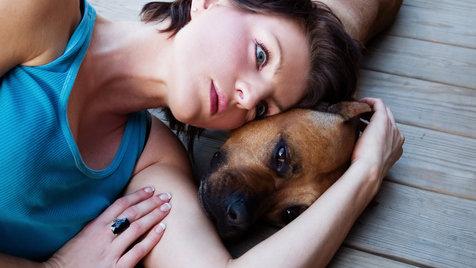 Studie zeigt: Hunde fühlen mit, wenn Menschen weinen (Bild: thinkstockphotos,de)