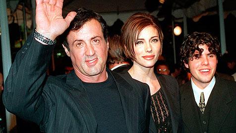 Sohn von Sylvester Stallone starb an Herzversagen (Bild: AP)