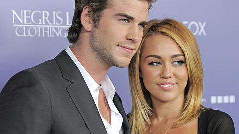 Babywunsch: Miley Cyrus will schnell schwanger werden (Bild: dapd)