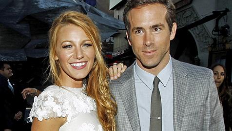 Ryan Reynolds soll mit Blake Lively verheiratet sein (Bild: dapd)
