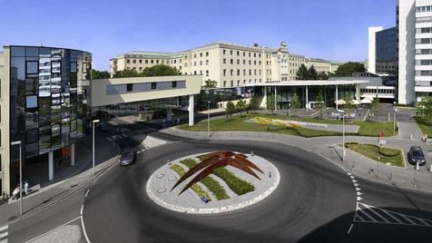 Oberösterreicher starb unentdeckt in Krankenhauslift (Bild: APA/KLINIKUM WELS - GRIESKIRCHEN)