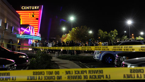 'Batman'-Killer legte in seinem Haus Sprengfallen (Bild: AP)
