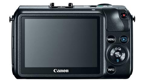 Canon steigt mit EOS M in Markt für Systemkameras ein (Bild: Canon)