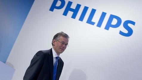 Philips schafft es wieder in die Gewinnzone (Bild: AP)