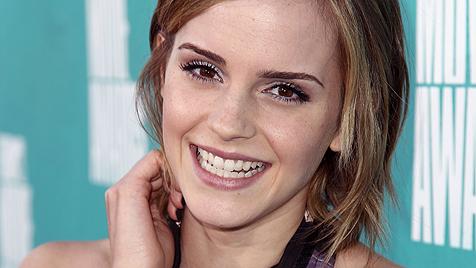 "Emma Watson in ""Shades of Grey""-Verfilmung? (Bild: dapd)"