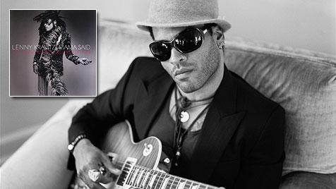 """Mama Said"" von Lenny Kravitz als Deluxe-Edition (Bild: EMI Music)"