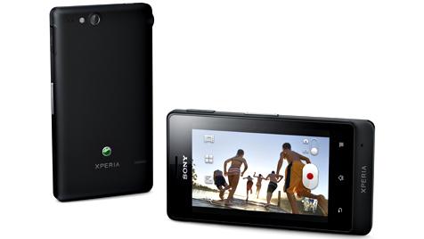 Sony Xperia Go: Ein Smartphone geht freiwillig baden (Bild: Sony)