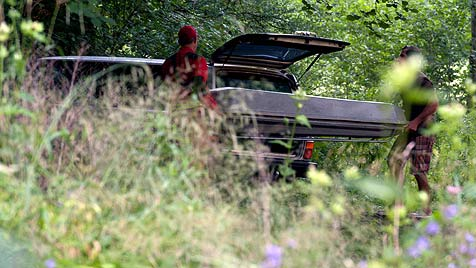 Kind (4) beim Baden von Steyr-Fluten mitgerissen (Bild: APA/FOTO-KERSCHI.AT/WERNER KERSCHBAUMMAYR)