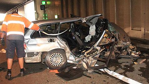 Bulgare sitzt nach tödlichem Unfall auf A10 in U-Haft (Bild: APA/AKTIVNEWS)