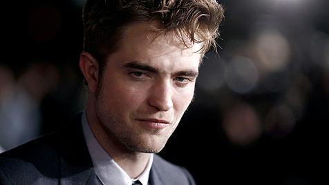 Robert Pattinson sucht Trost bei völlig Fremden (Bild: dapd)