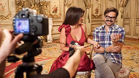 Penelope Cruz posiert für neuen Campari-Kalender (Bild: Francesco Pizzo)