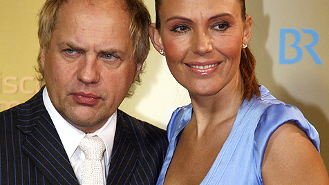 Uwe und Natascha Ochsenknecht sind geschieden (Bild: dapd)