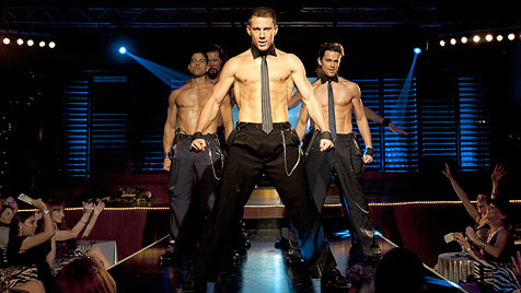 """M�nner strippen besser"": ""Magic Mike"" zeigt Haut (Bild: Concorde Film)"