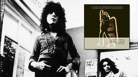 """""""Electric Warrior"""" von T. Rex in neuem Gewand (Bild: Universal Music)"""