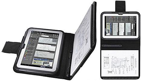 Casio bringt Tablet für Handschrift-Fans auf den Markt (Bild: Casio)