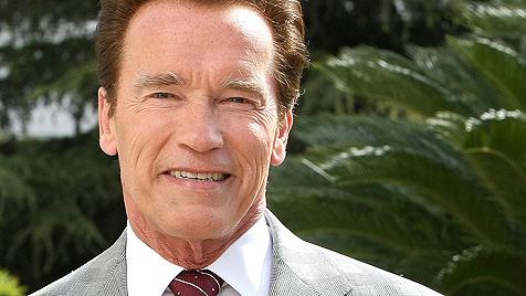 Schwarzenegger dreht in Grazer Belgierkaserne (Bild: dapd)